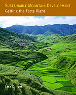 Sustainable mountain development book image
